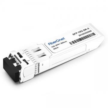 Cisco SFP-10G-SR-X multirate 10GBASE-SR, 10GBASE-SW and OTU2e SFP+ Module for MMF, extendedtemperature range