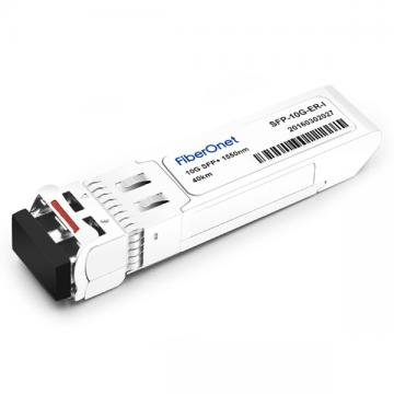 Cisco SFP-10G-ER-I multirate 10GBASE-ER, 10GBASE-EW and OTU2e SFP+ Module for SMF, Industrial Temperature range